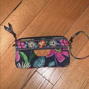 Jazzy Blooms Vera Bradley Wallet